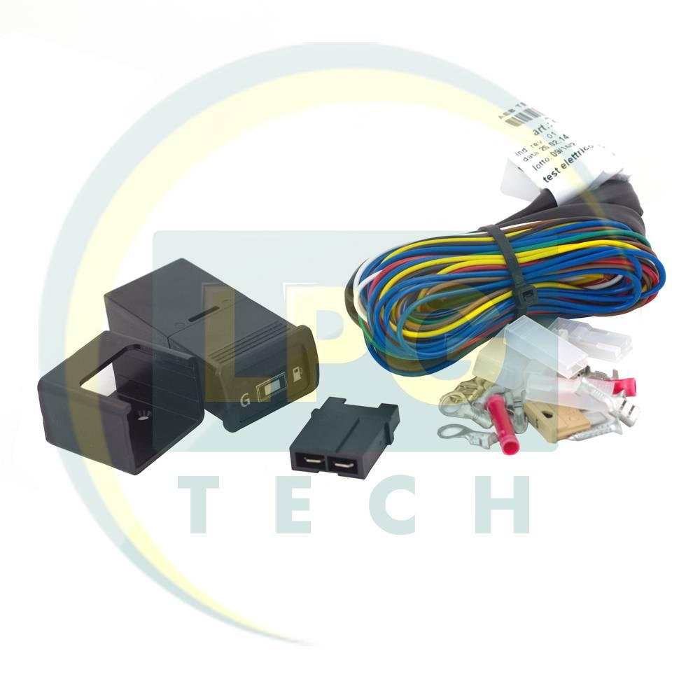 Перемикач AEB 725 інжектор з індикацією