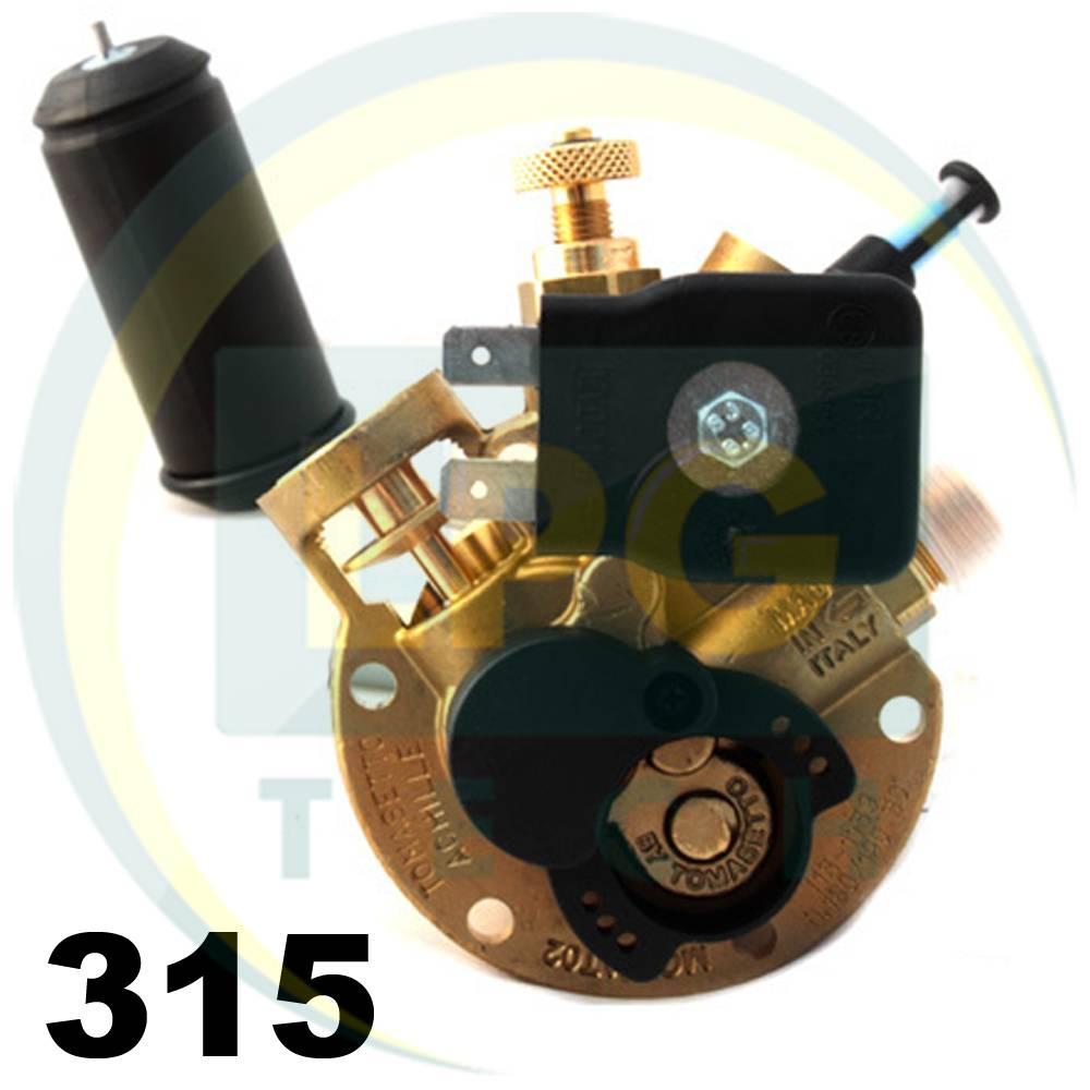 мультиклапан Tomasetto At02 инструкция - фото 4