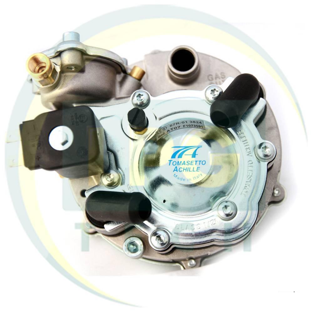 Робота і характеристики газового редуктора на прикладі Tomasetto AT-07