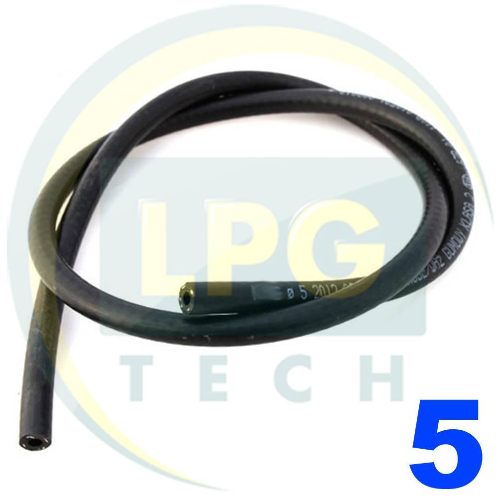 Рукав Semperit LPG/CNG (пропан/метан) D5 мм (FPB D5/11)