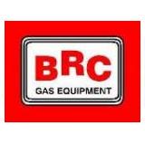 Купити газобалонне обладнання ГБО BRC недорого з доставкою по всій Україні