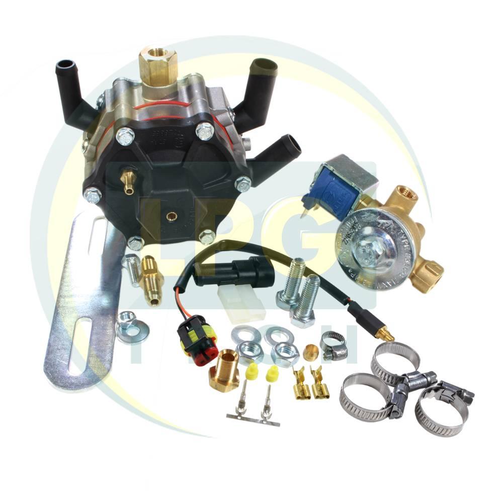 Редуктор AC STAG R02 (пропан) до 100 kW