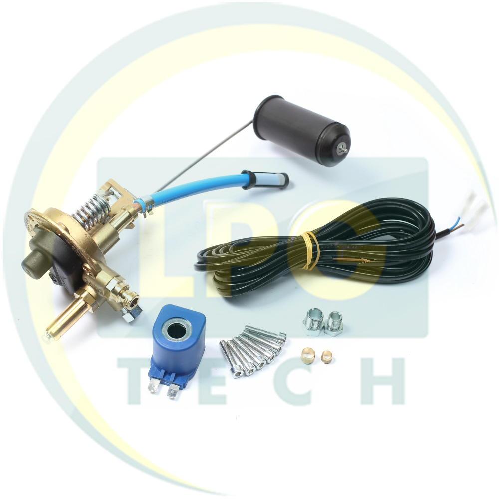 Мультиклапан Tomasetto Sprint 200-30 класса A с катушкой без ВЗУ под трубку D8 (MVAT0209x1)