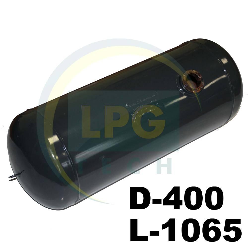 Балон пропан циліндричний Atiker 120 літрів 400 х 1065 мм