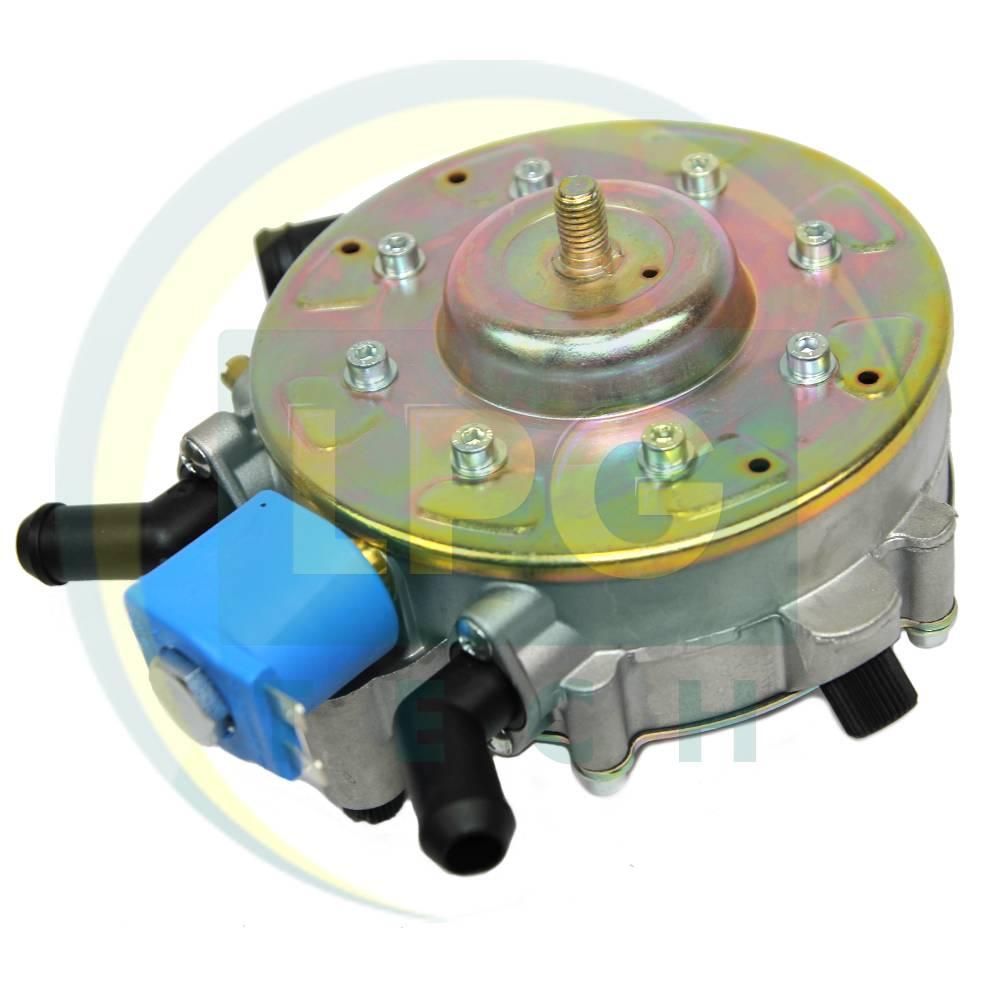 схема газовая установка третьего поколения ланос