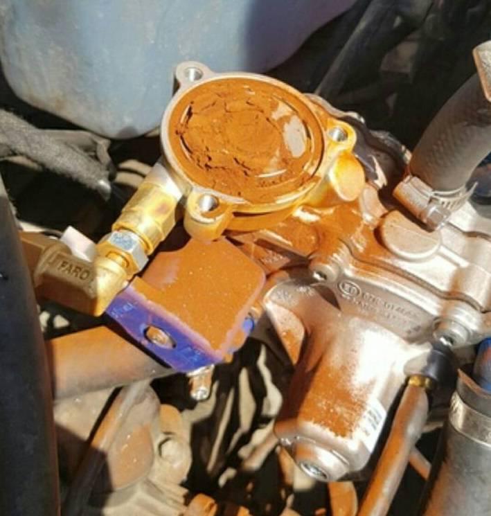 Вплив газу поганої якості на форсунки, редуктор, ЕКГ
