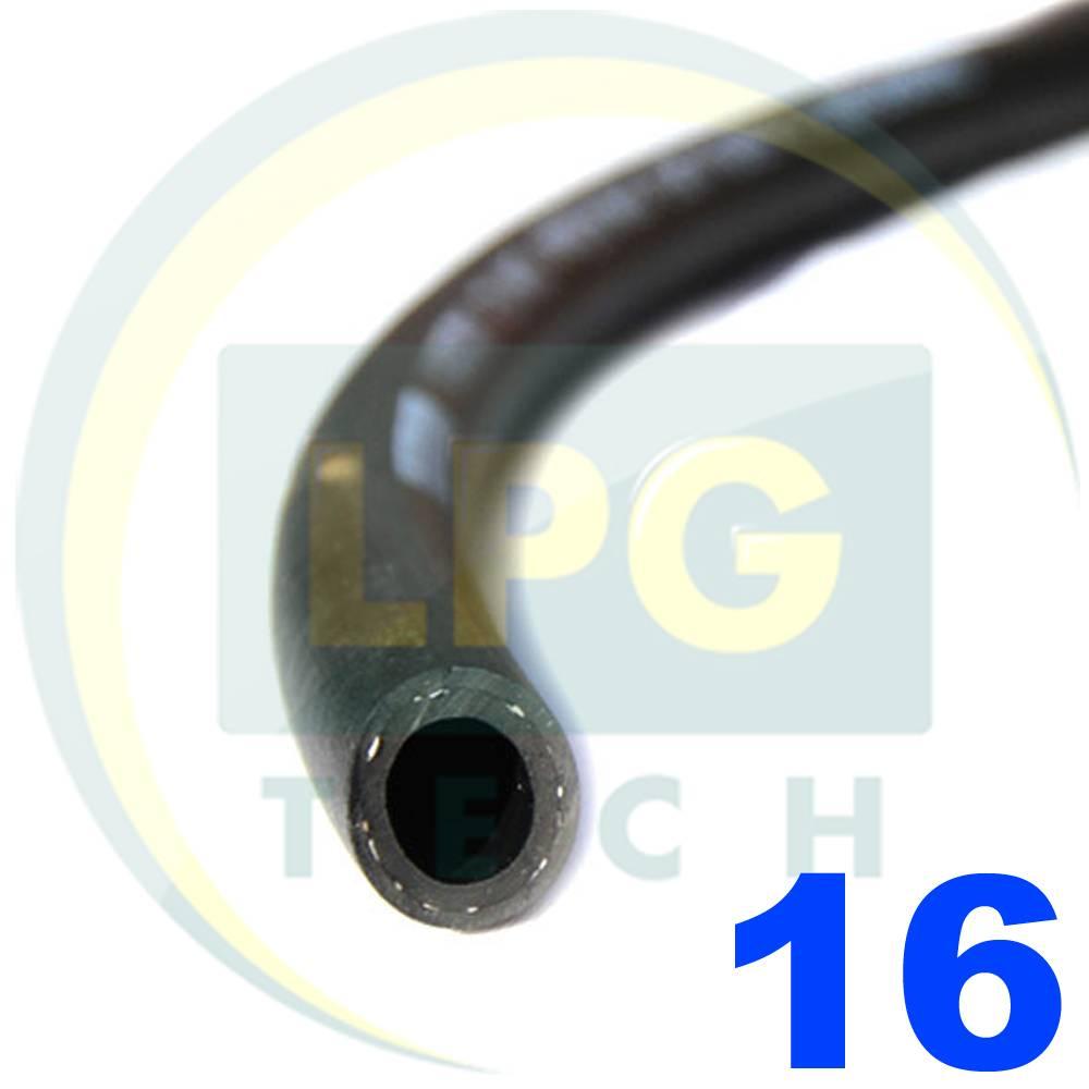 Рукав Semperit LPG / CNG (пропан/метан) D16 мм (FPB D16/24)