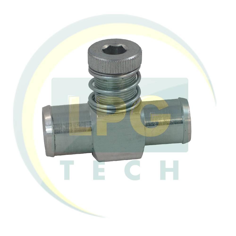 Дозатор газу OML метал 19x17 мм