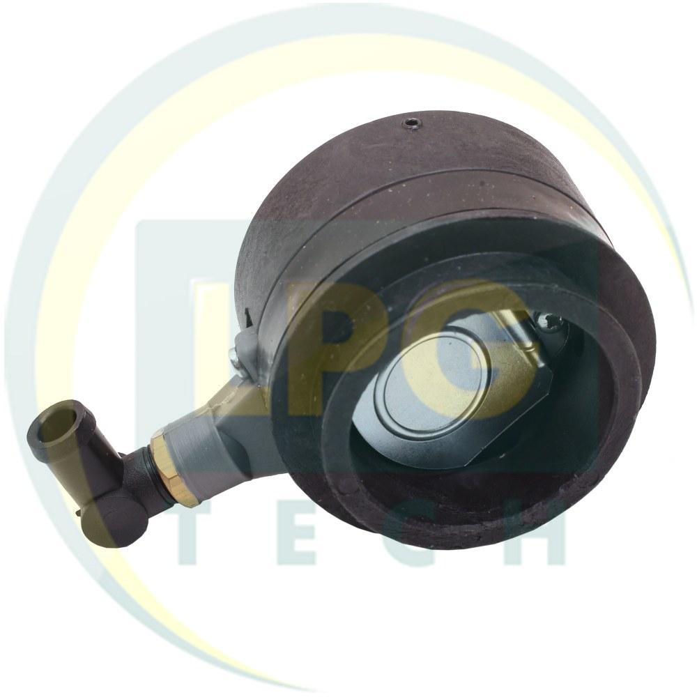 Змішувач з антихлопком з гумовим колектором 70 мм