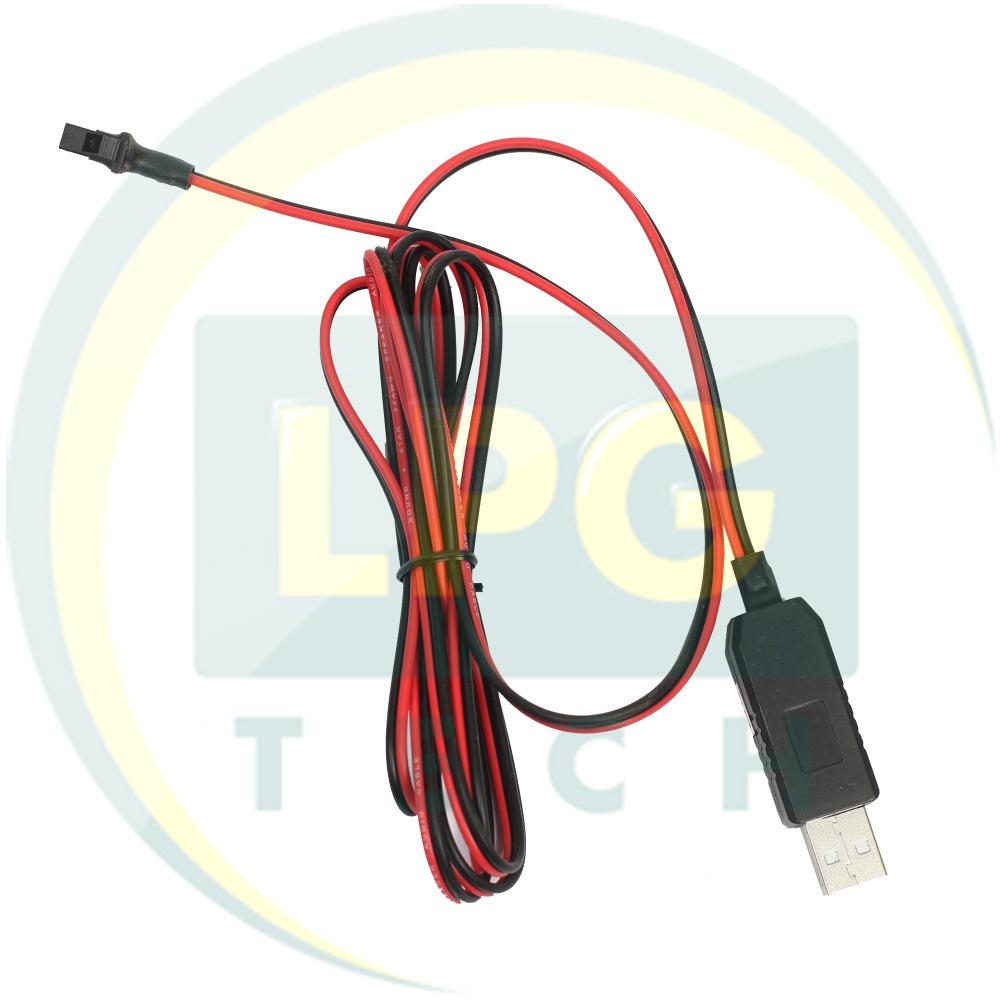 Інтерфейс USB для датчиків рівня газу GREENGAS UltraZ