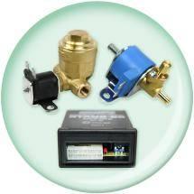 Продажа электроники гбо клапанов газа и бензина