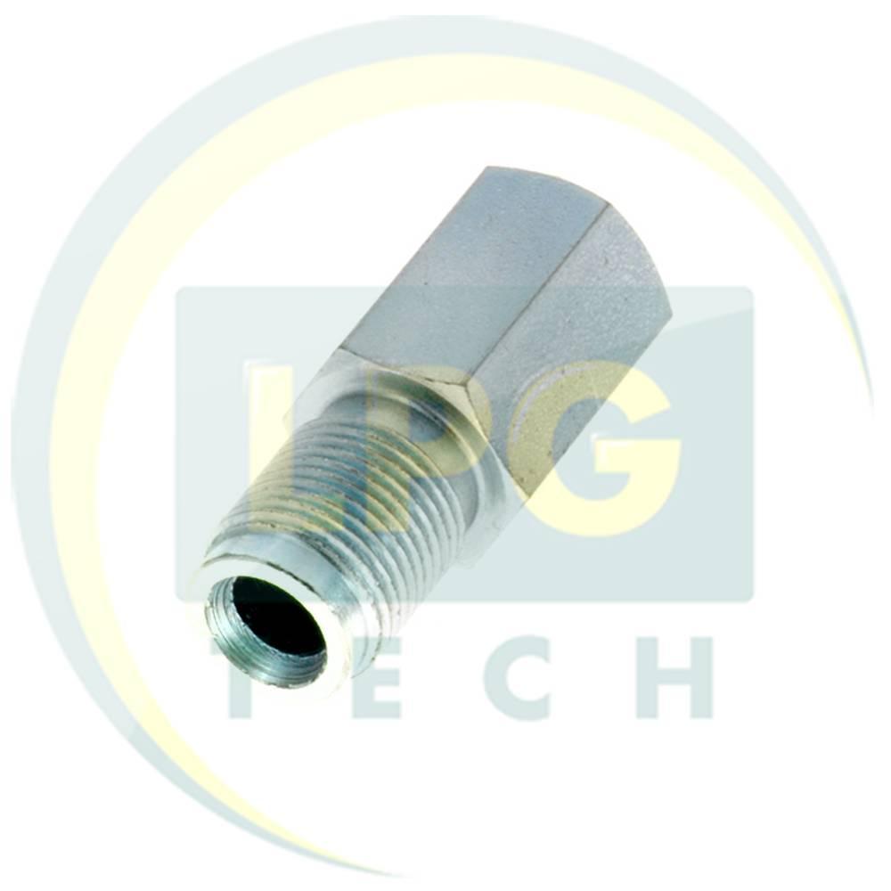 Гайка для метану 6 мм M12x1 (GZ-03-83)
