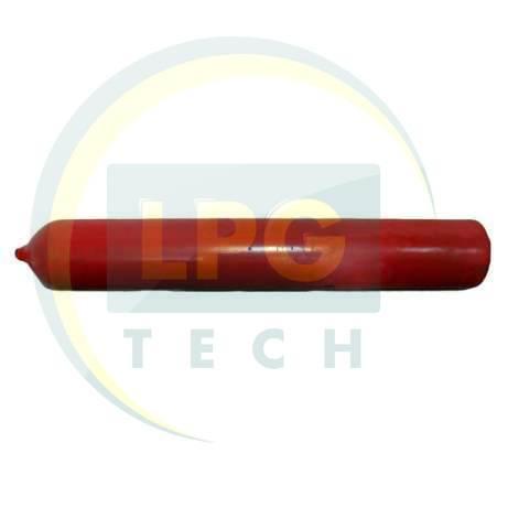 Баллон метан Milmet 47,5 литров 229х1350 мм