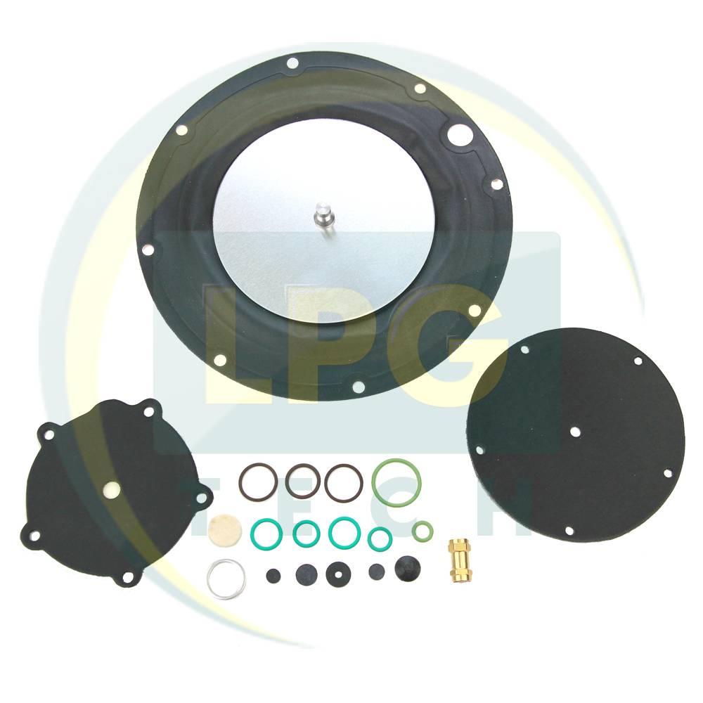 Ремкомплект для редуктора Bigas M91 метан