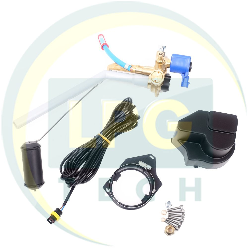 Мультиклапан Tomasetto 270-0 з котушкою (вихід D8) без ВЗП