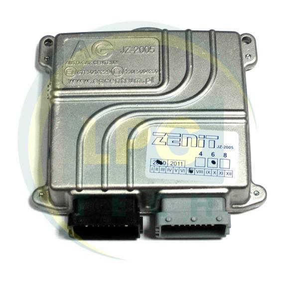 Zenit 6 цилиндров JZ-2005