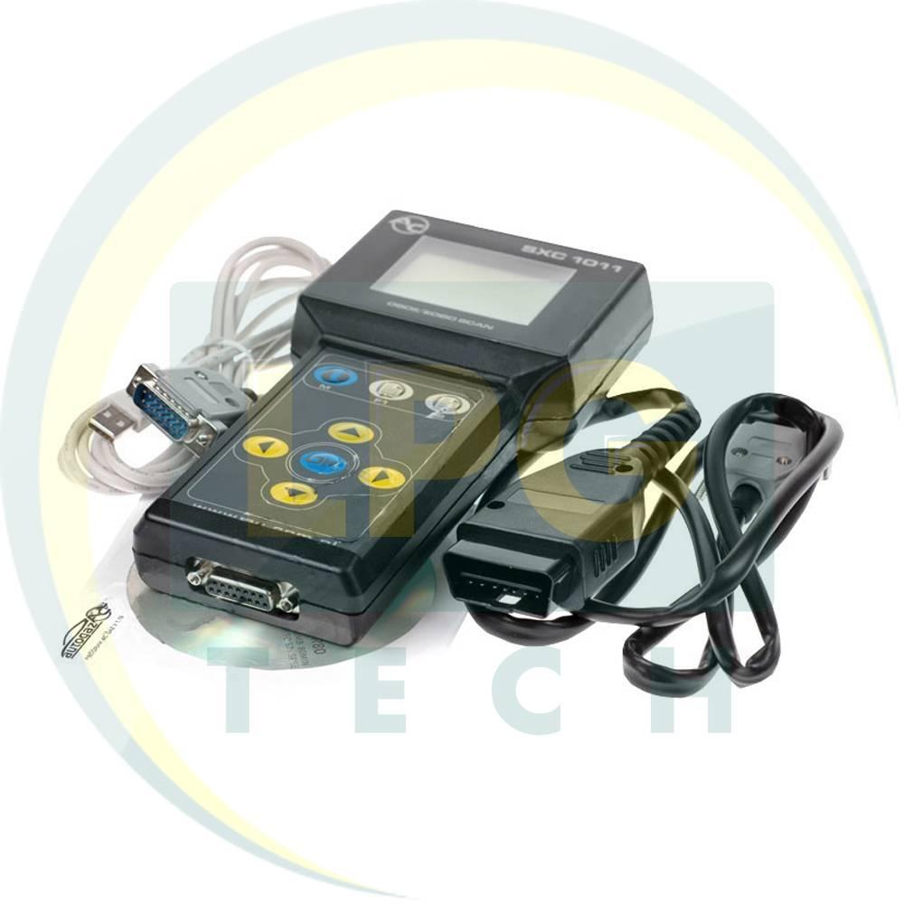 Автосканер Stag SXC1011 (EOBD і OBD II) (WEG-871AH-)