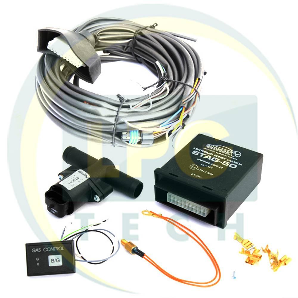Система лямбда контролю Stag-50 (3 покоління ГБО)