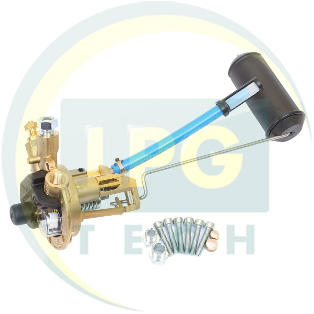 Мультиклапан Tomasetto Sprint 270-0 класу A без ВЗУ (вихід газу D8) (MVAT0094X1)
