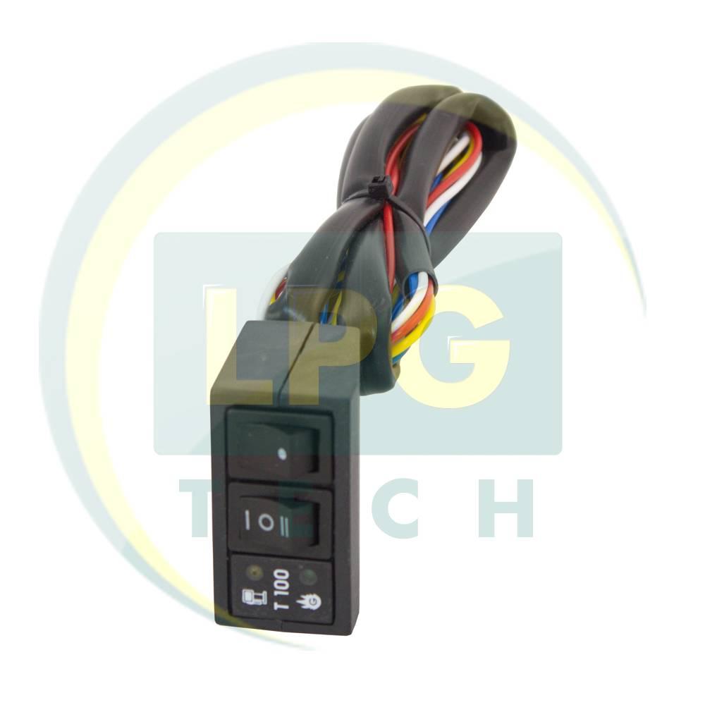 Перемикач BG T100-IT для вакуумних редукторів