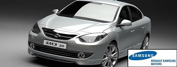 Renault Samsung орієнтується на автомобільний ринок автогазу