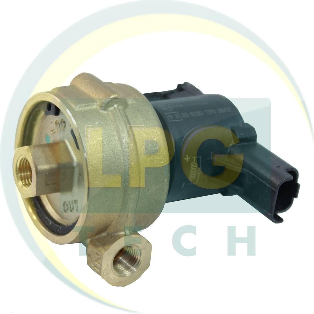 Електроклапан газу MED пропан