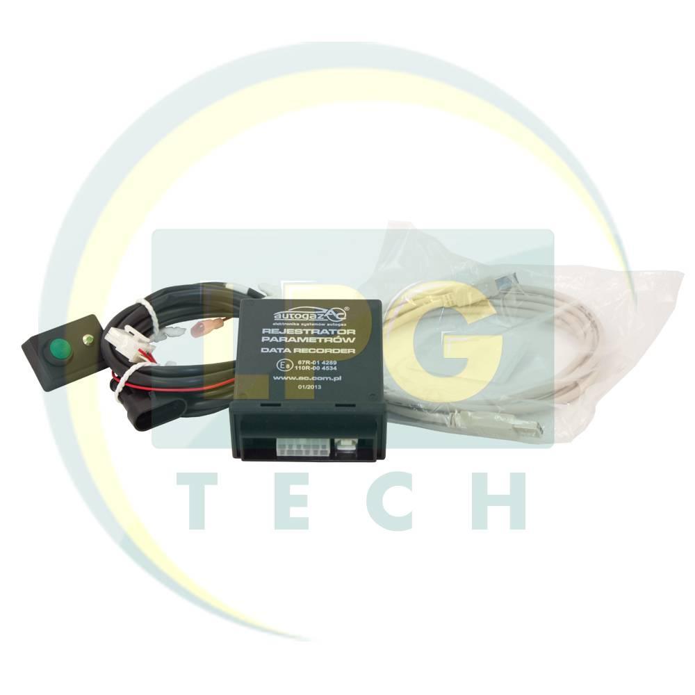 Реєстратор параметрів STAG (для Stag-300 Premium, Stag-300 plus і Stag-4, STAG-200) (WEG-67AH -...)