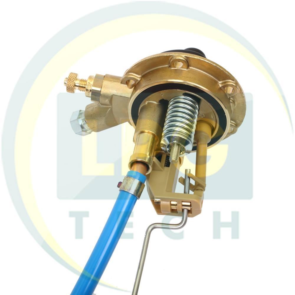 Мультиклапан Tomasetto Sprint 200-0 класу A без ВЗП (вихід під трубку 8 мм) (MVAT0091Х1)