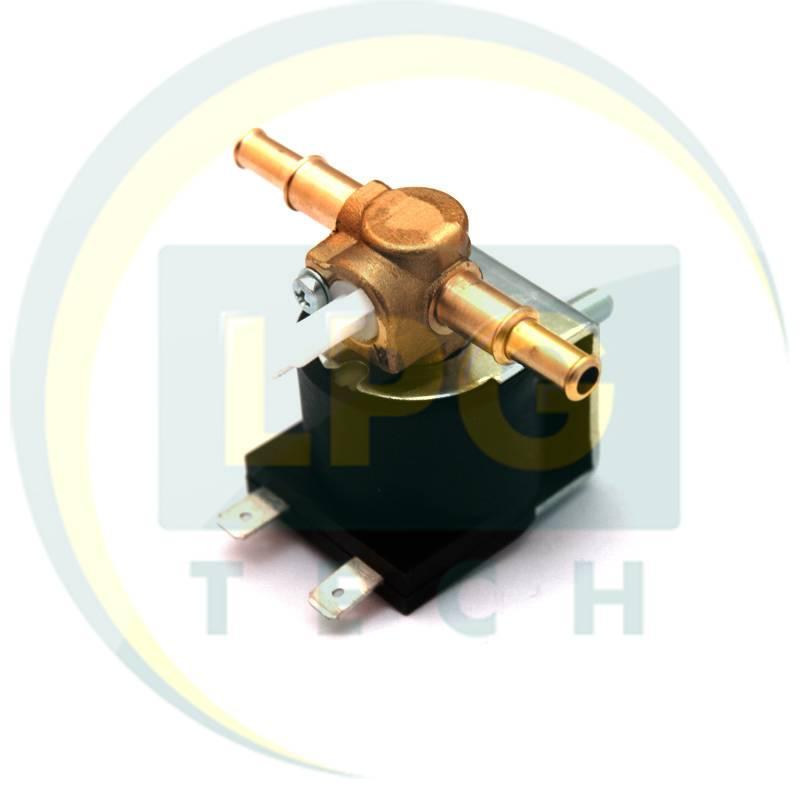 Електроклапан бензину, ЕКБ, клапан бензину, електромагнітний бензиновий клапан