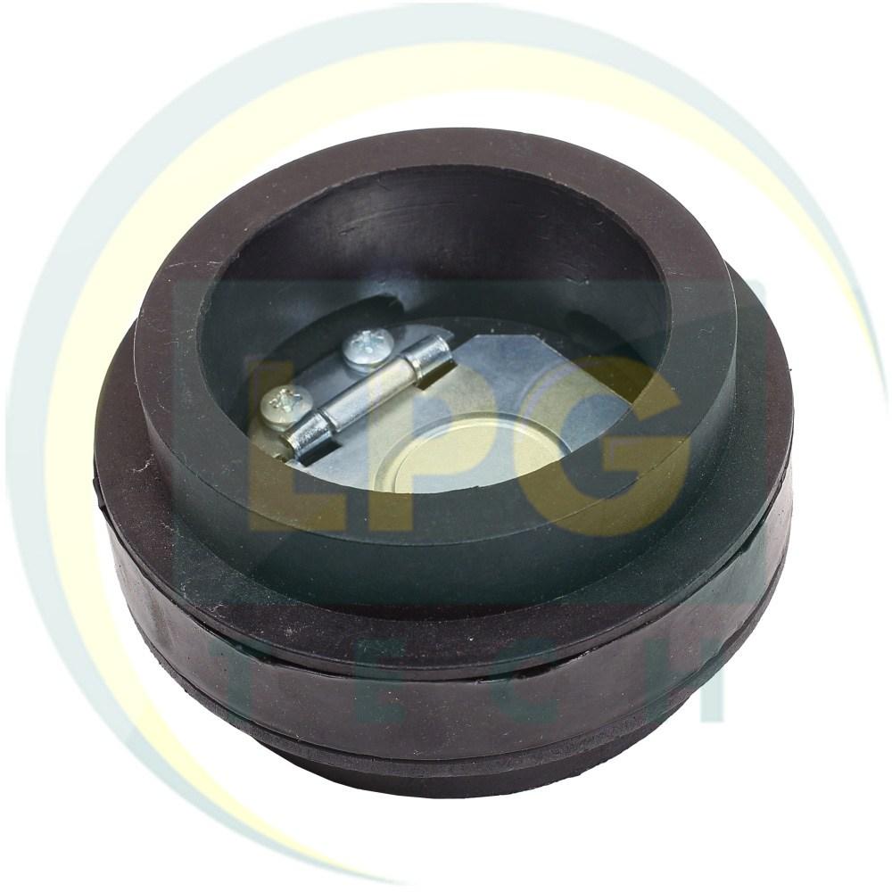 Антихлопковий клапан в гофру Rybacki DM80