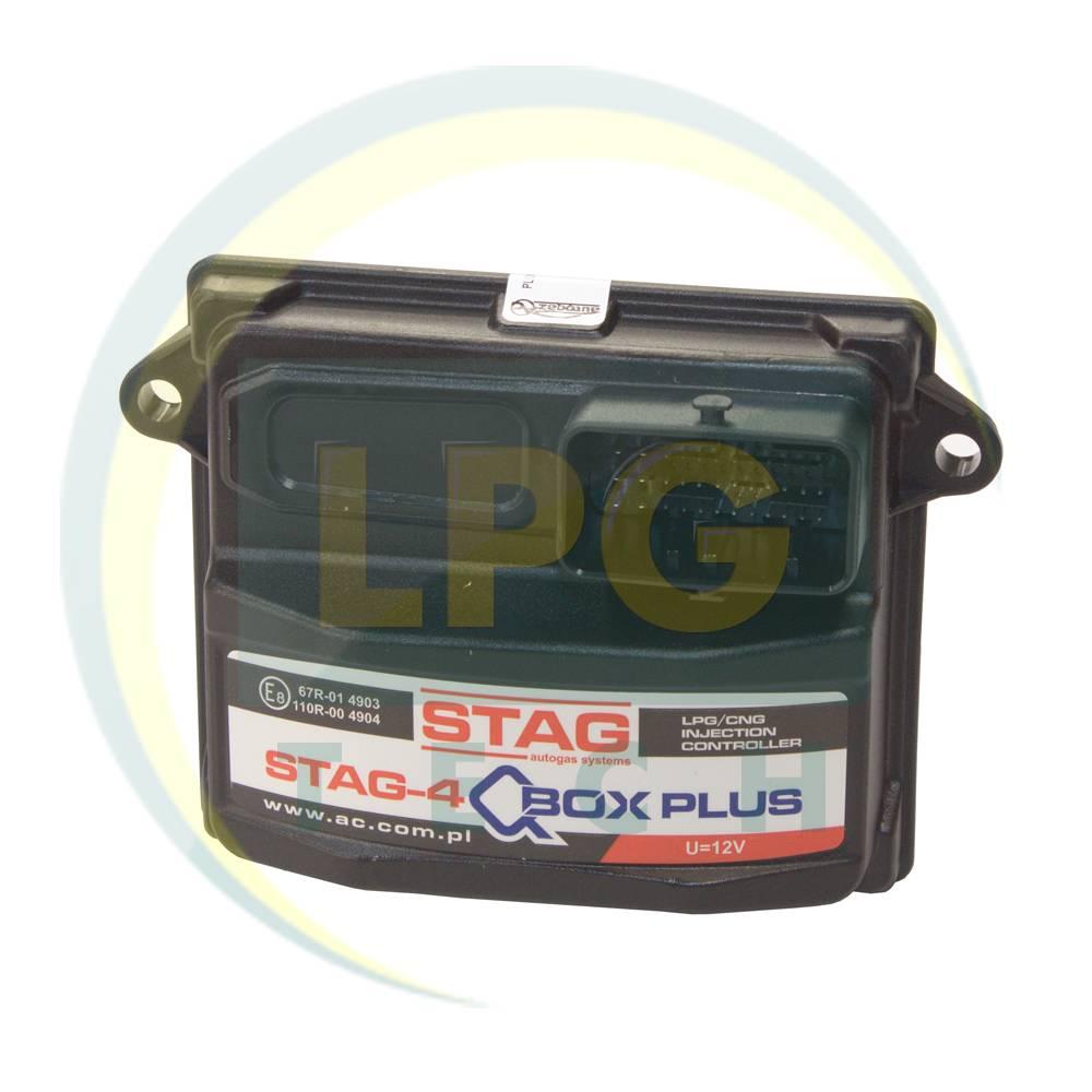 Stag-4 QBOX – новий контроллер інжекторної системи від AC S.A.