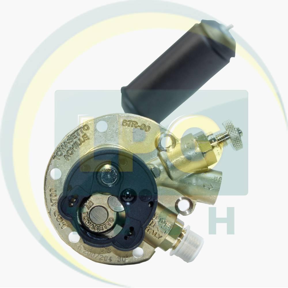 Мультиклапан Tomasetto 200-30 cl.A (без стрілки) з ВЗП