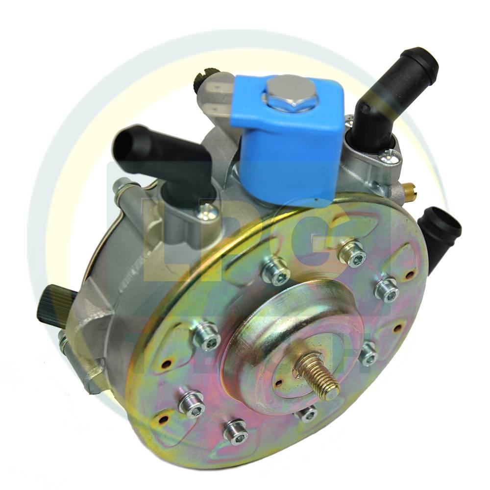 клапан газового редуктора lovato встроеный пропускает