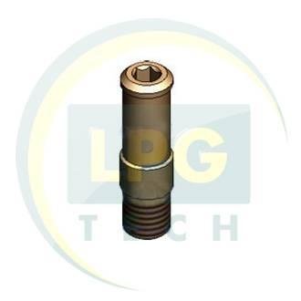 Штуцер тосольный для редукторов Bigas M96/97, M91
