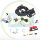 Міні-комплект TECH-204 (Редуктор на вибір, форсунки Valtek & OMVL & Tomasetto & Yeti)