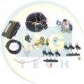 Миникомплект STAG QMAX BASIC 6 цилиндров (Редуктор на выбор, форсунки Hana)