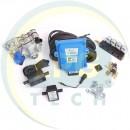 Міні-комплект ГБО 4 покоління Zenit BLUE BOX / BLUE BOX OBD 4 циліндри (Редуктор на вибір, форсунки Valtek, OMVL, Tomasetto)