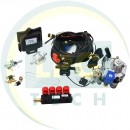 Міні-комплект LPGTECH ONE (Редуктор на вибір, форсунки Valtek / OMVL / Tomasetto / Yeti)
