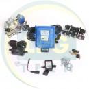 Міні-комплект ГБО 4 покоління Zenit BLUE BOX / BLUE BOX OBD 4 циліндри (Редуктор на вибір, форсунки Hana, Barracuda, Magic FX)