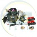 Мінікомплект KME Nevo PLUS 8 циліндрів (Редуктор на вибір, форсунки Valtek)