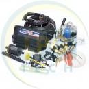 Мінікомплект ГБО STAG-400 DPI (A1, B2) 4 циліндри (Редуктор на вибір, форсунки Hana, Barracuda, STAG)