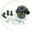Фільтр  тонкого очищення з відстійником AC GF01 1 вхід 12 (16) мм – 1 вихід D12 мм (WGM1010AH-)