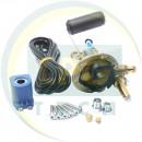 Мультиклапан Tomasetto Sprint 220-30 класу А з котушкою (вихід газу під трубку 8 мм) (MVAT0212x1)