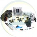 Мінікомплект Lovato Easy Fast 4 циліндри C-OBD-II (форсунки KP) (604700383/604701300)