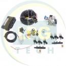 Міні-комплект STAG QMAX BASIC 6 циліндрів (Редуктор на вибір, форсунки Hana/Barracuda)