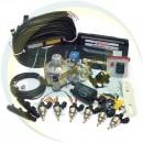 Мінікомплект STAG-400 DPI 6 циліндрів (Редуктор на вибір, форсунки Hana/Barracuda/STAG)