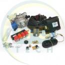 Міні-комплект LPGTECH DUO (Редуктор на вибір, форсунки Valtek/OMVL/Tomasetto/Yeti)