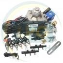Мінікомплект Zenit Black Box/Zenit Black Box OBD 6 циліндрів (Редуктор і форсунки на вибір)