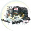 Мінікомплект Torelli T3 OBD 4 циліндри (Редуктор, форсунки на вибір)