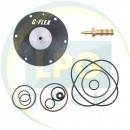 Ремкомплект для редуктора HL-propan Magic-3 Compact